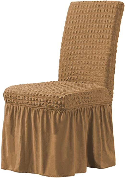 fitted dining chair covers