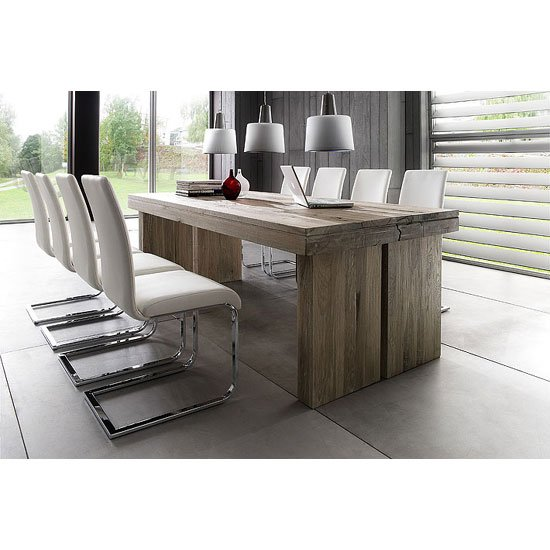 dining table and chairs for 8