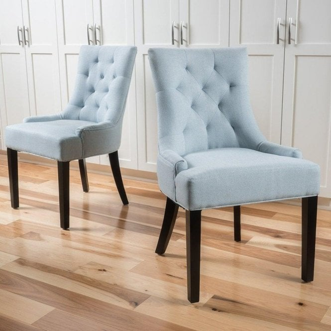 fabric dining chairs cheap