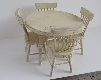 shabby chic office chair