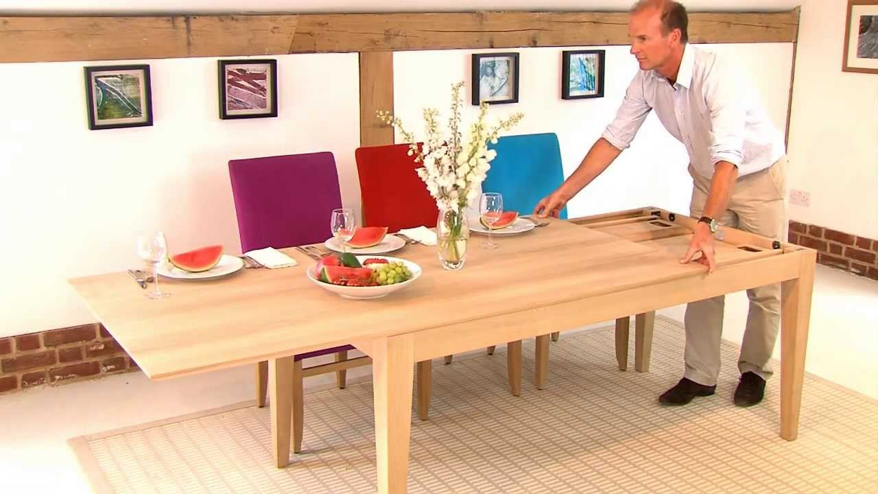 diy dining table with leaf