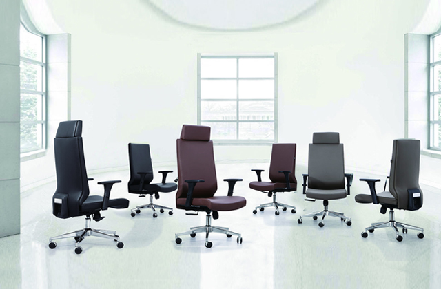 office chair materials