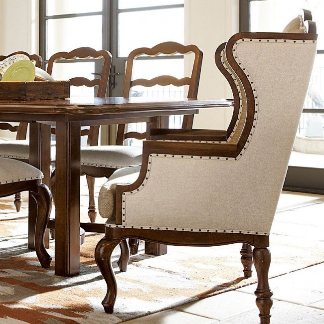 host and hostess dining chairs
