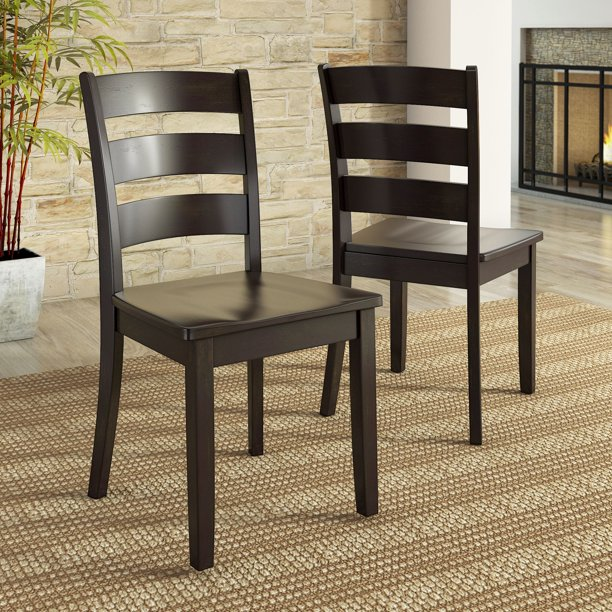 walmart dining chairs set of 2