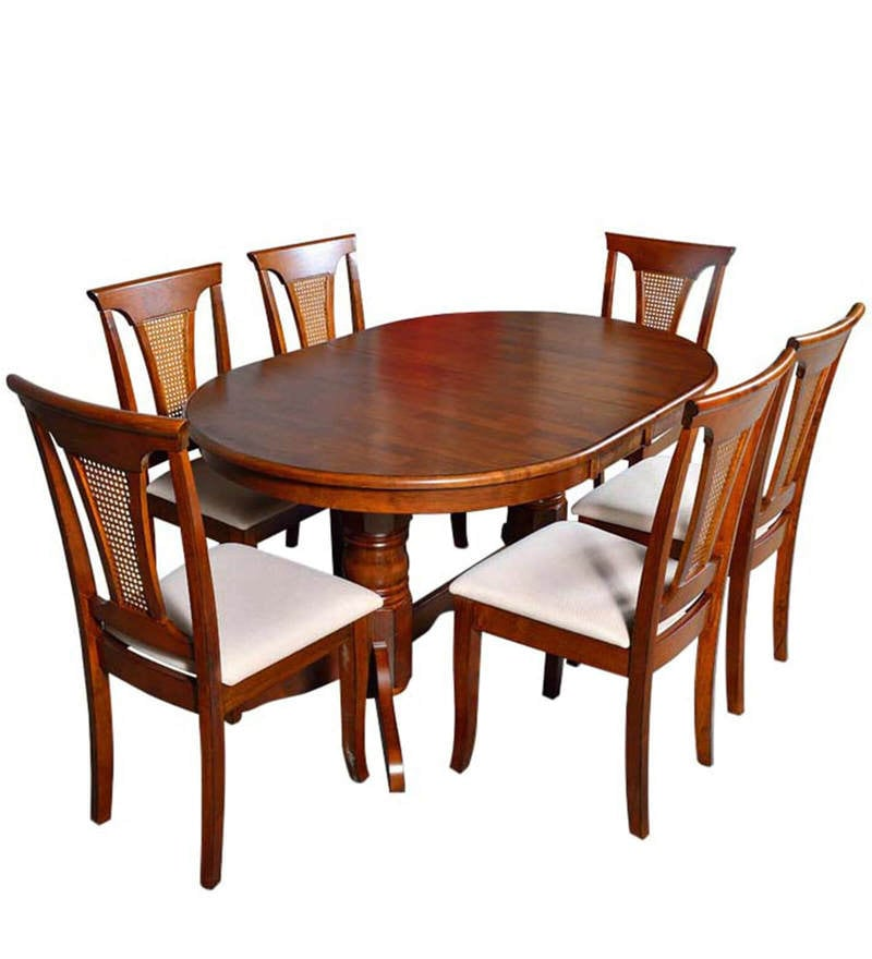 dining table oval shape