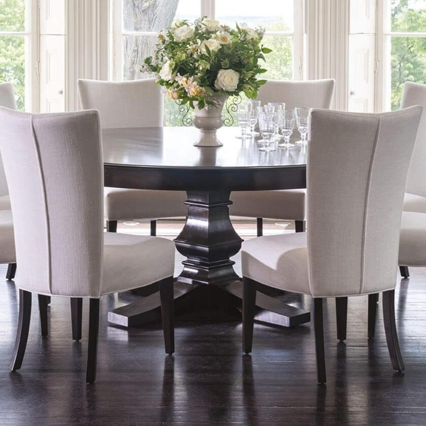 72 round dining room tables