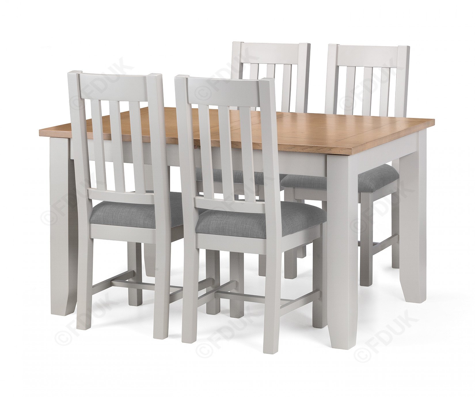 grey dining table 4 chairs