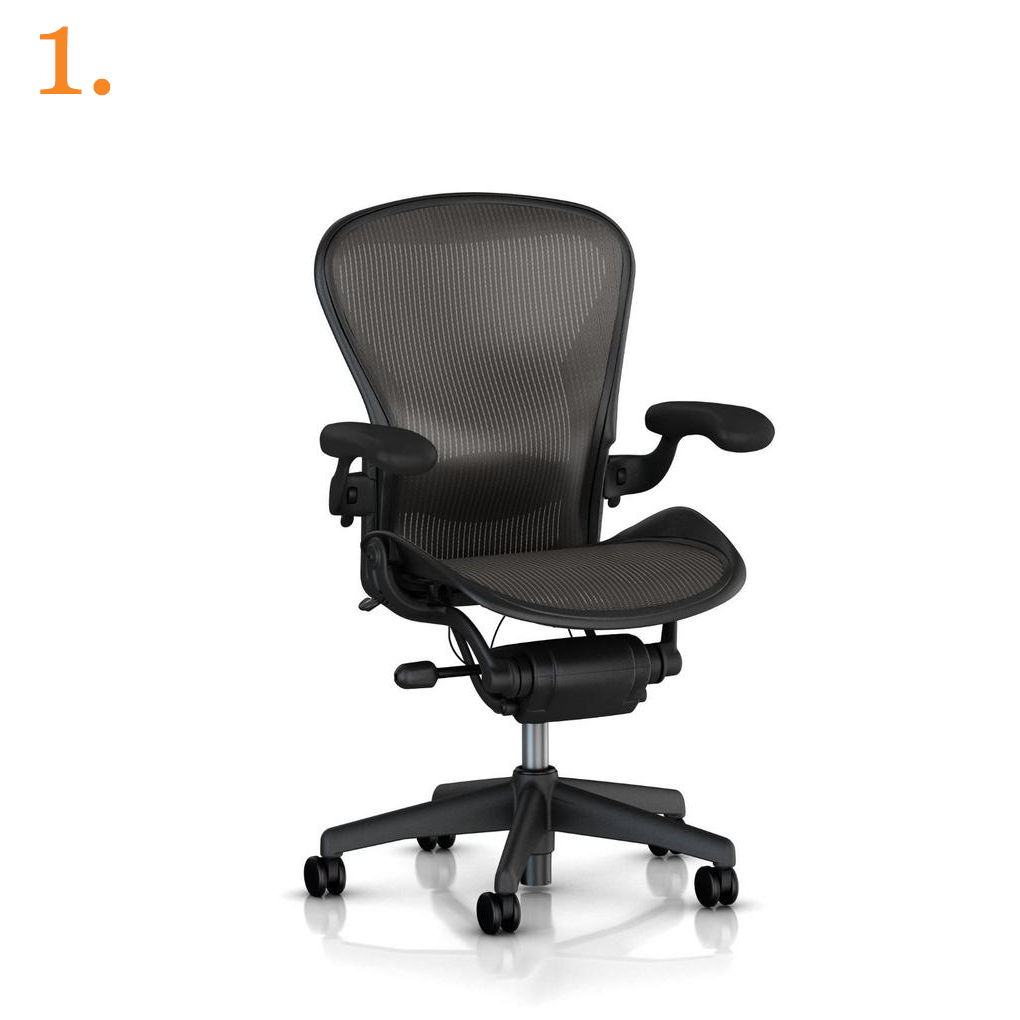 office chair bad back