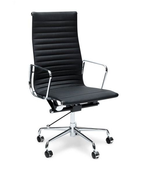 eames ribbed office chair