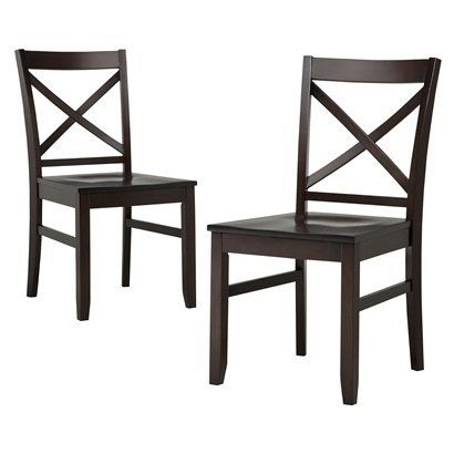 black dining chairs target