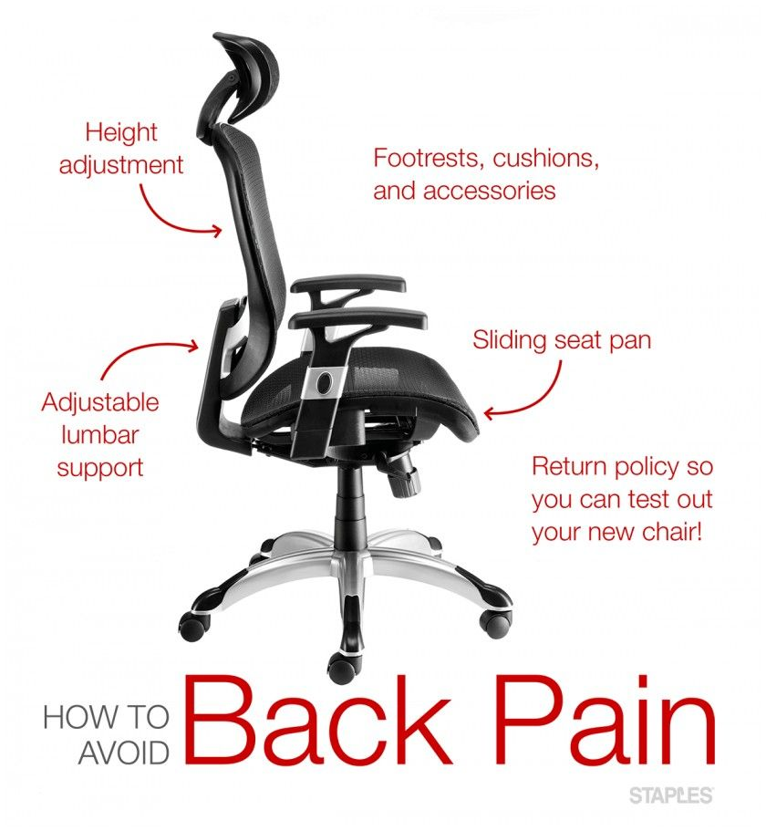 best office chairs for back