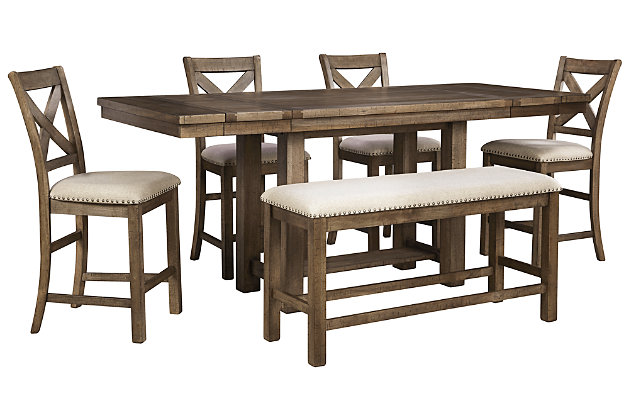 ashley furniture dining tables and chairs