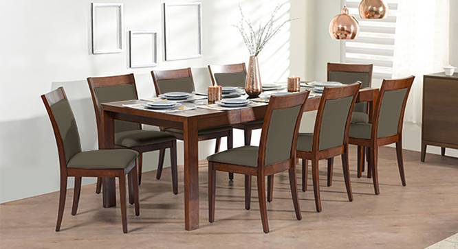 extending glass dining table and chairs
