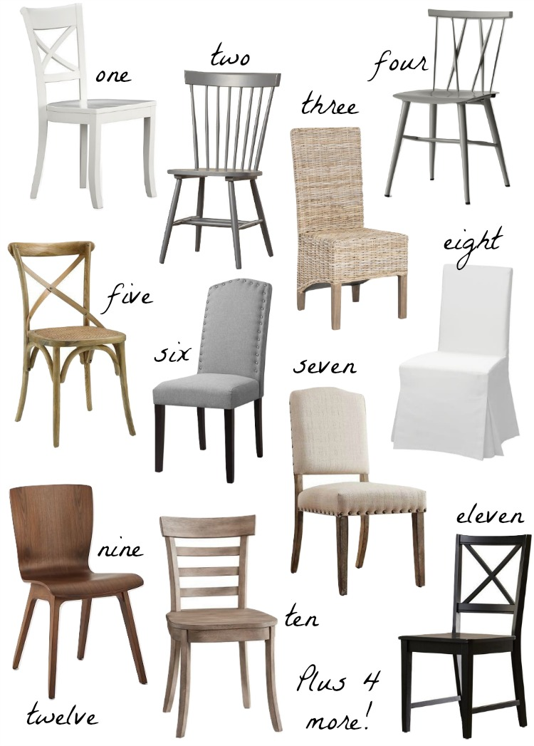 15 Inexpensive Dining Chairs That Don T Look Cheap Driven By Decor