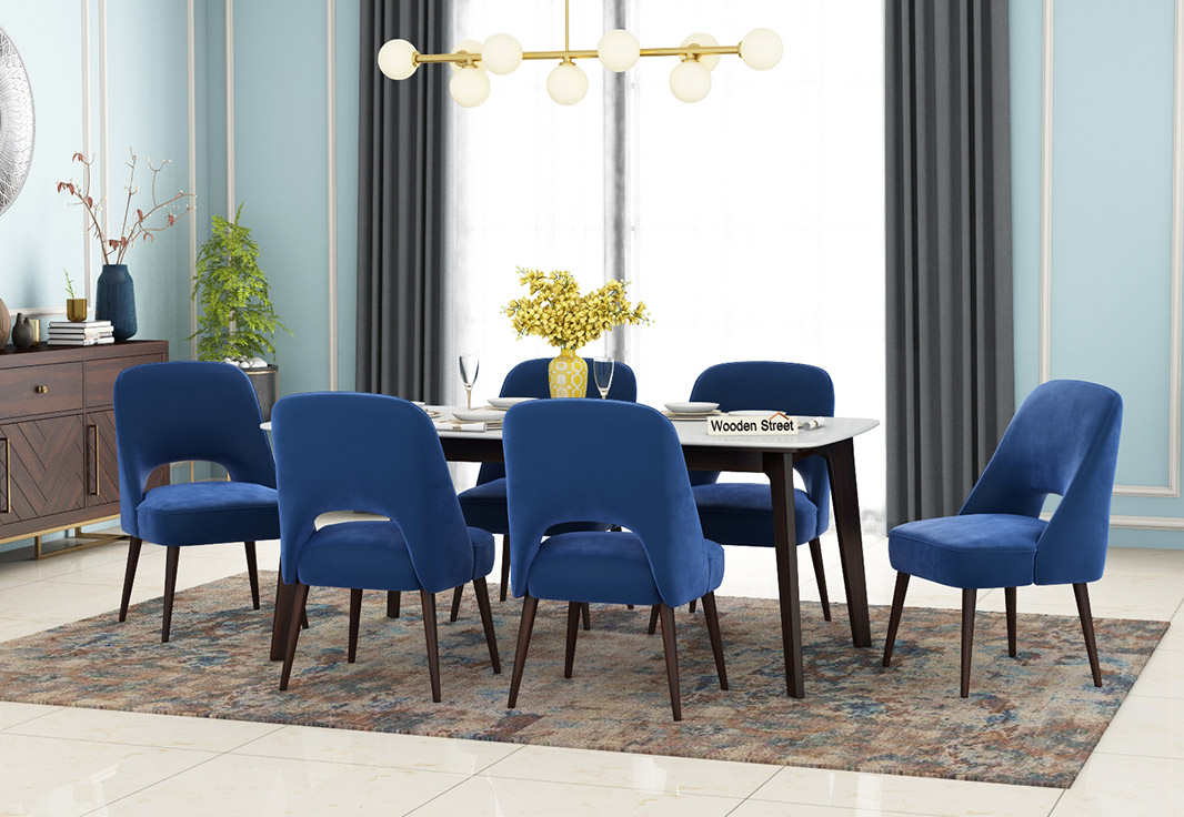 marble top dining table price in india