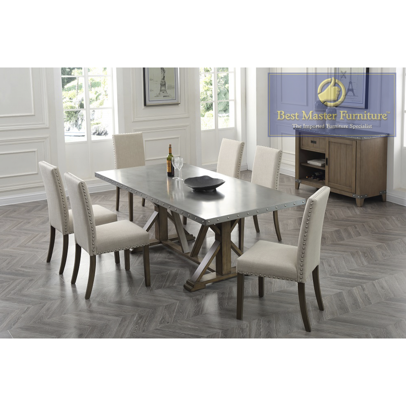 transitional dining room tables