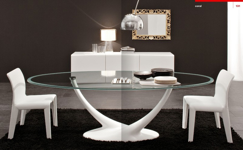 most beautiful dining tables