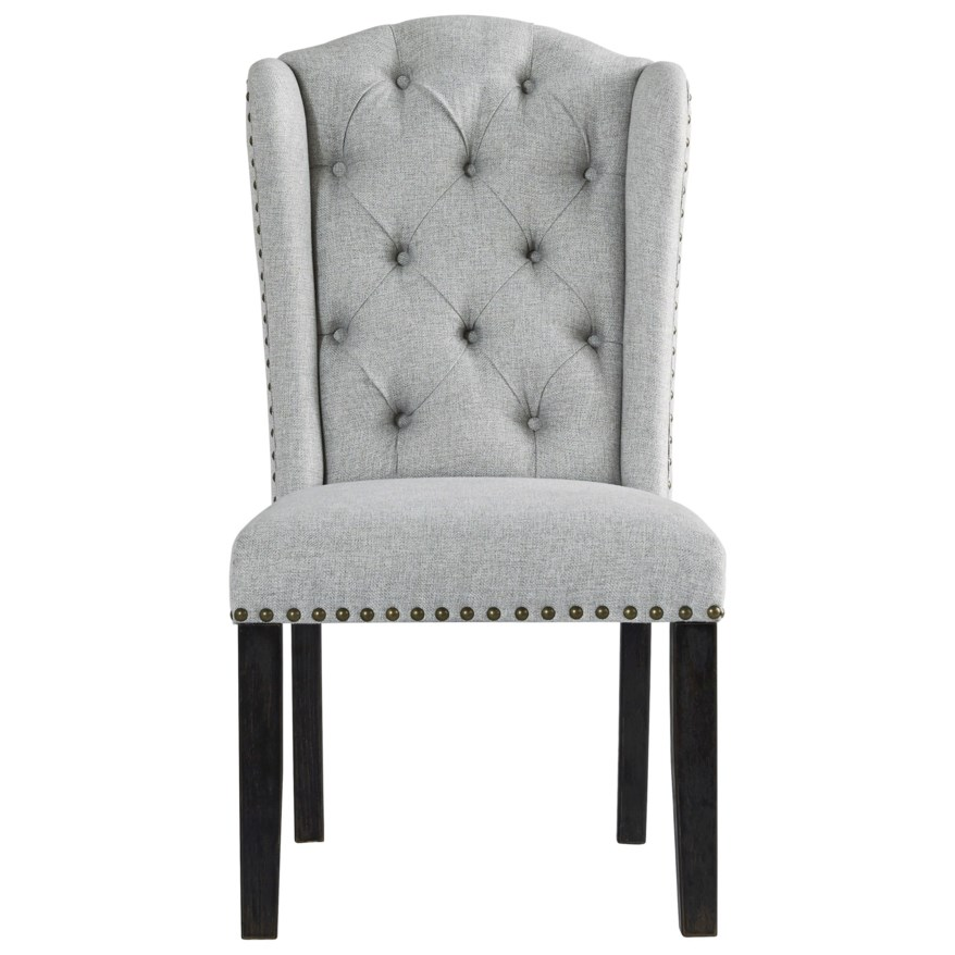 dining side chairs upholstered