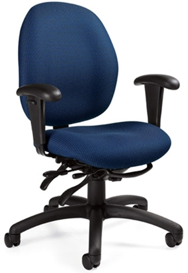 low back office chairs