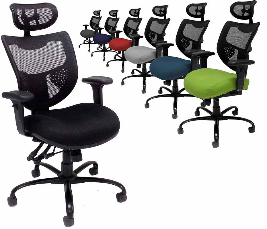 office chair mesh seat