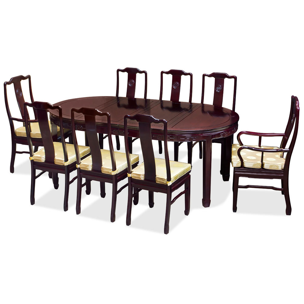 8 chair dining room table