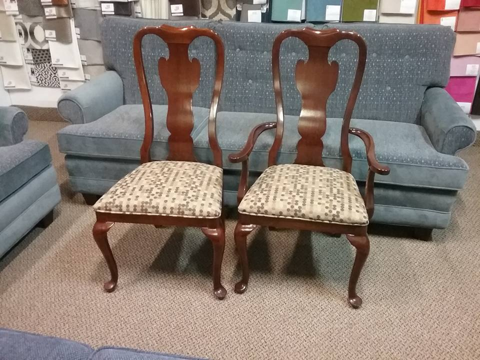 updating dining room chairs