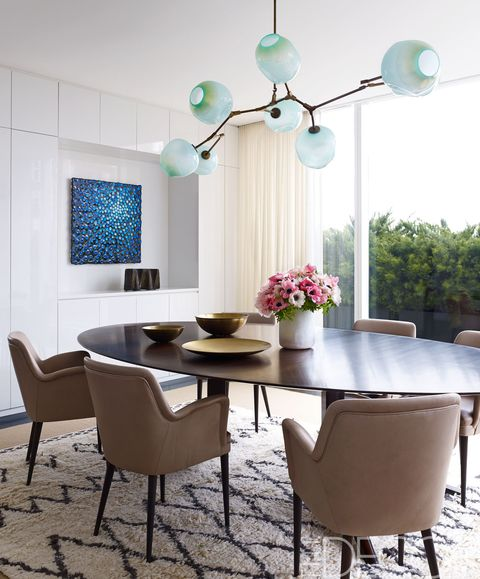 painted dining table top ideas