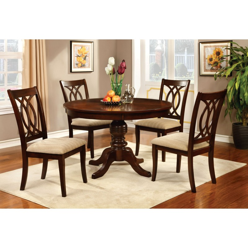 2 seater round dining table and chairs