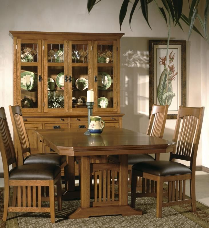 arts and craft dining table