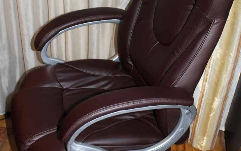 serta executive big and tall bonded leather office chair brown