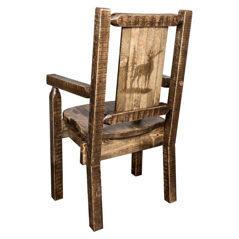 captain style dining chairs