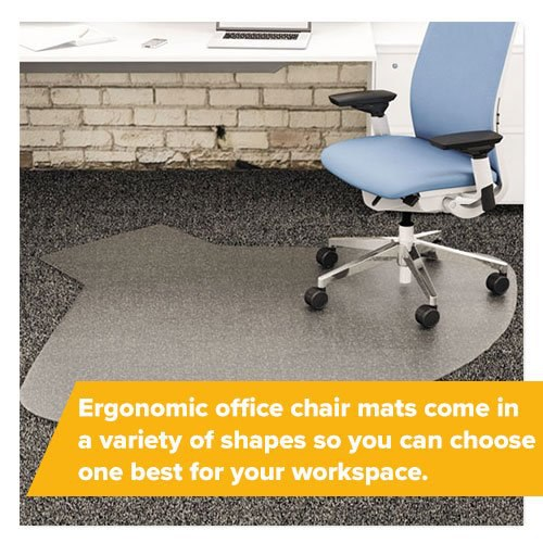 protect carpet from office chair