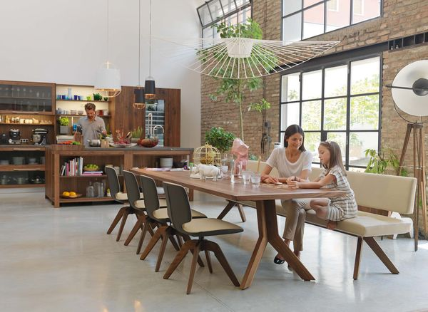 Solid Wood Chairs For Your Dining Room Team 7
