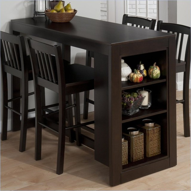 space efficient dining table