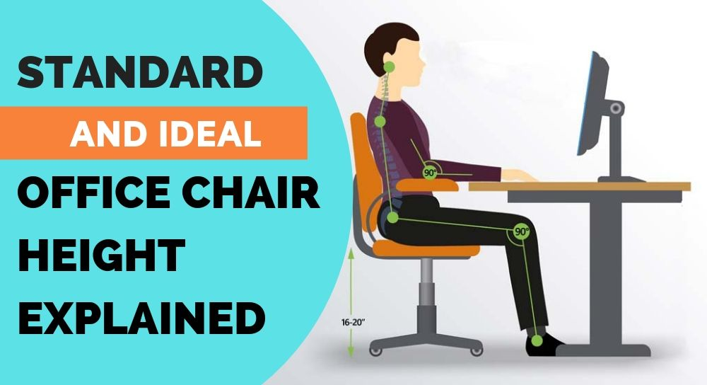 add height to office chair