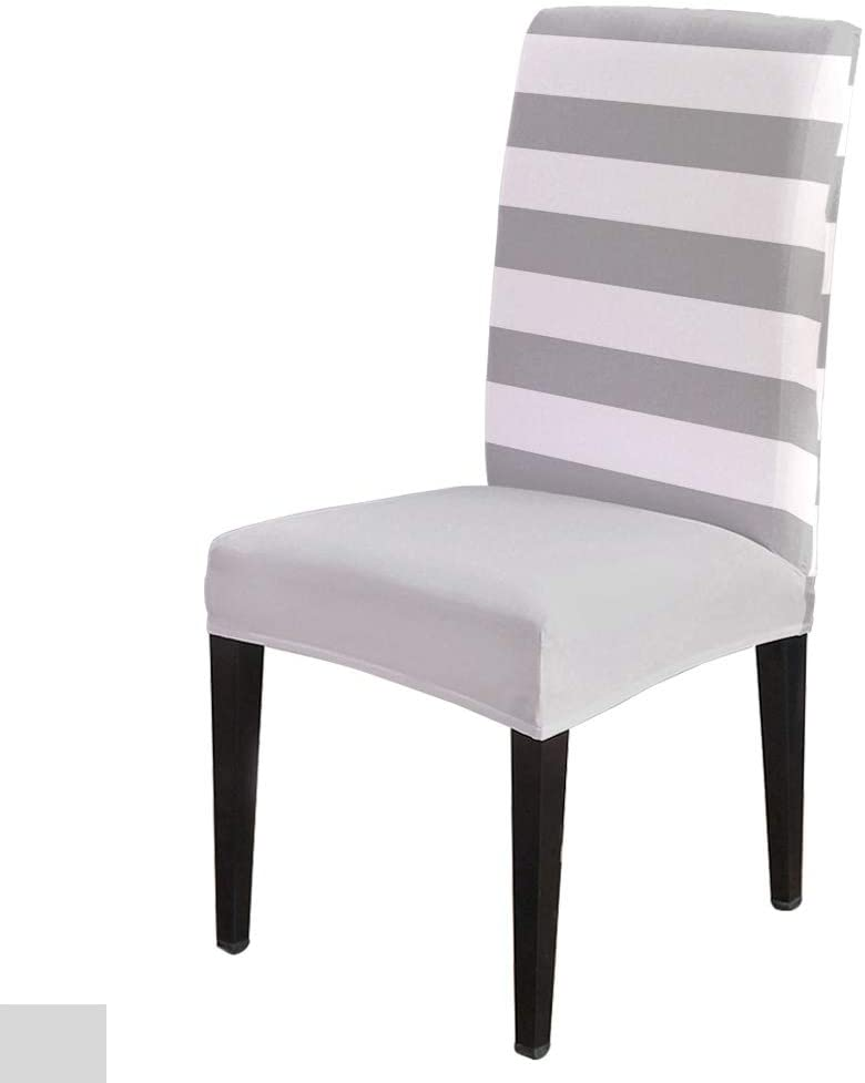 striped dining chair covers