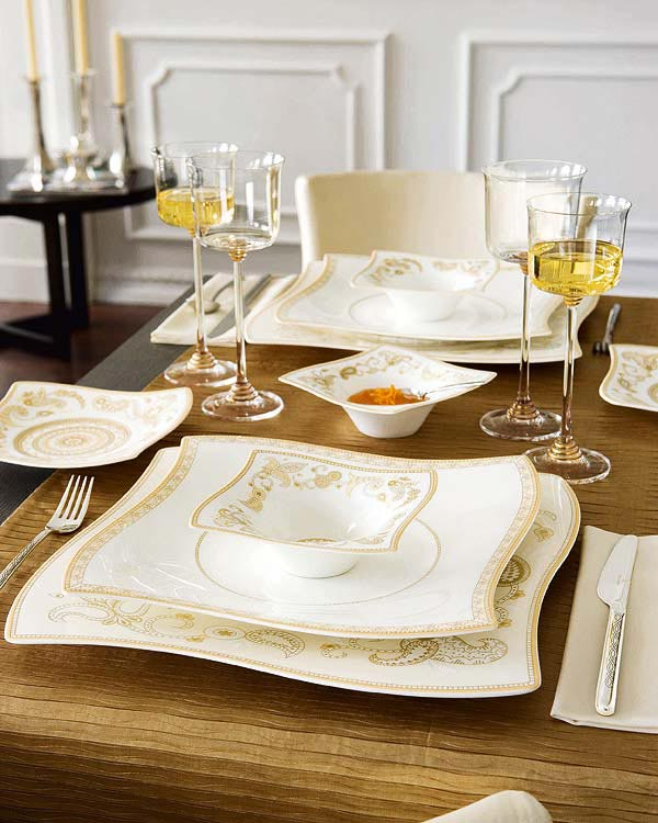 dining table plate sets