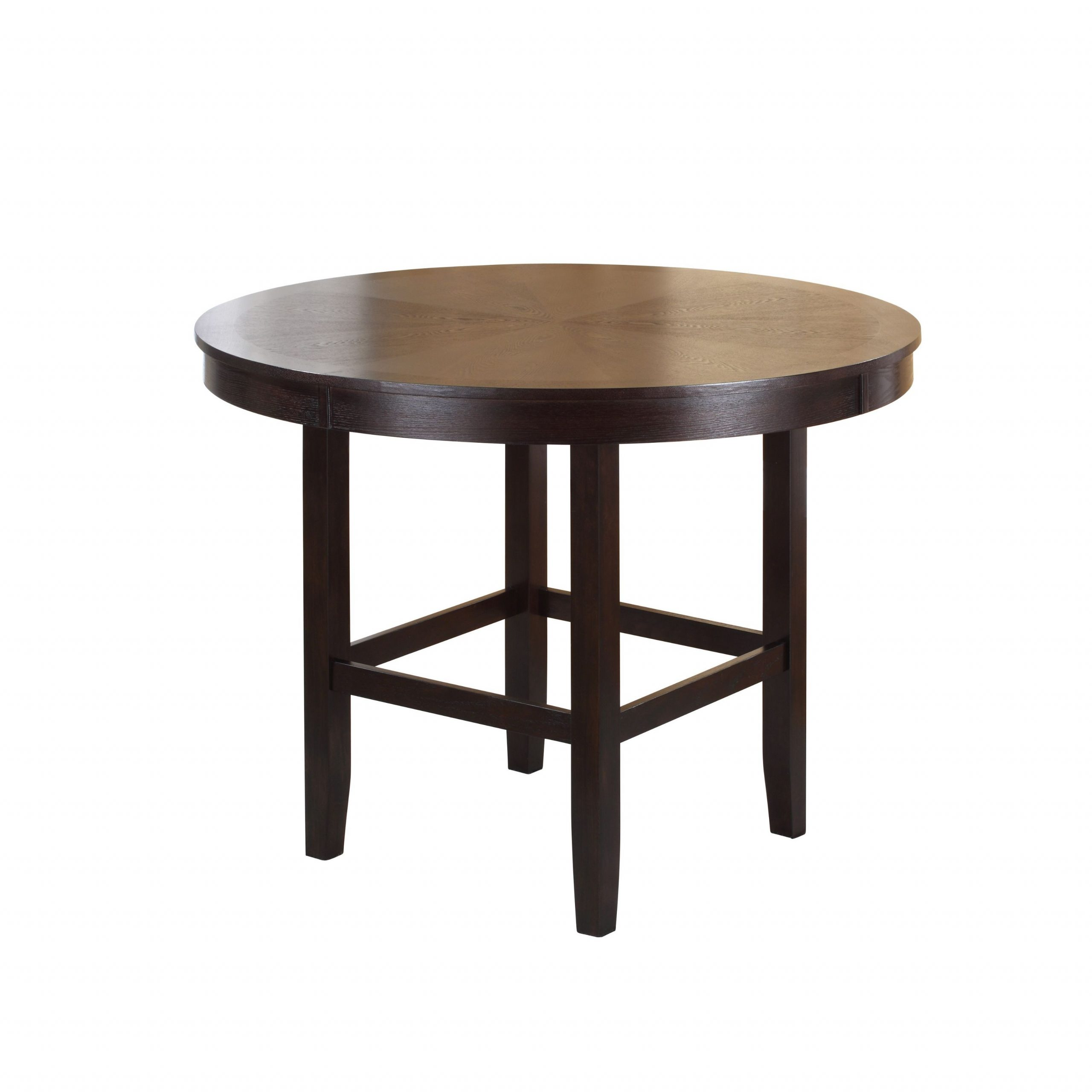 48 inch round pedestal dining table with leaf