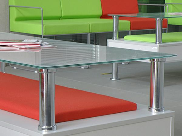 dining table glass top thickness