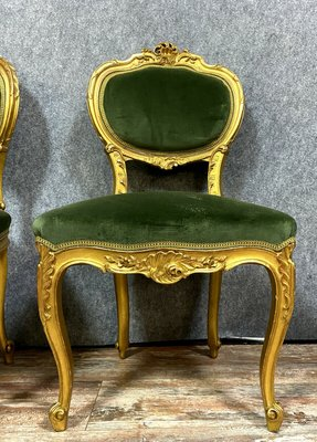 louis xv dining chairs