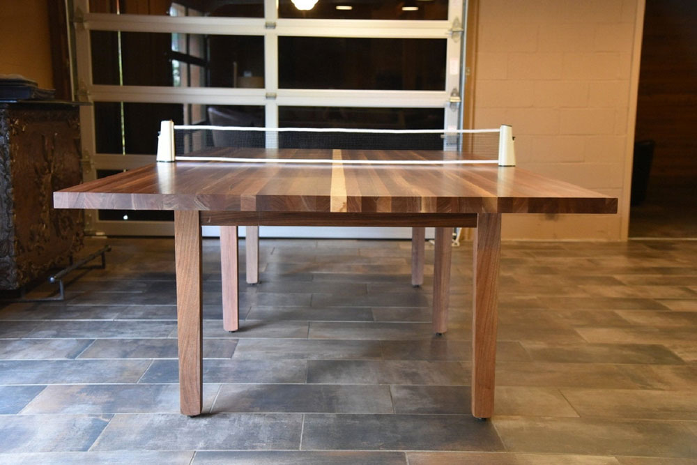 ping pong table dining table