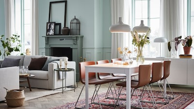 convertible dining table ikea