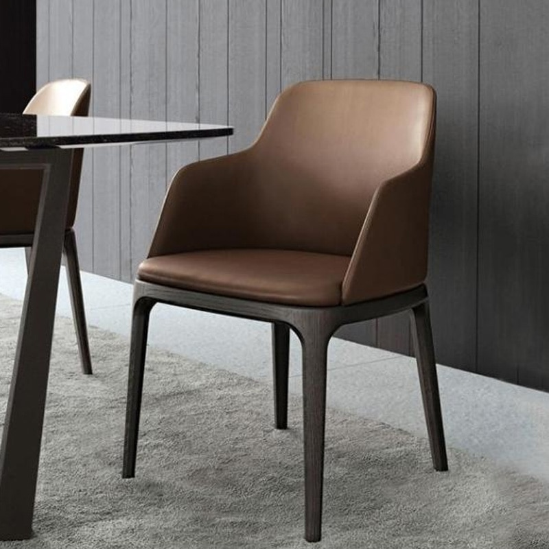 100 leather dining chairs