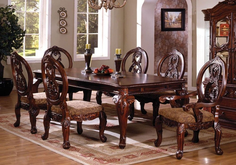 formal dining room chairs cherry