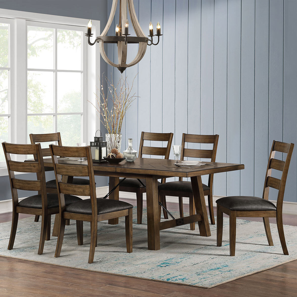 costco furniture dining chairs