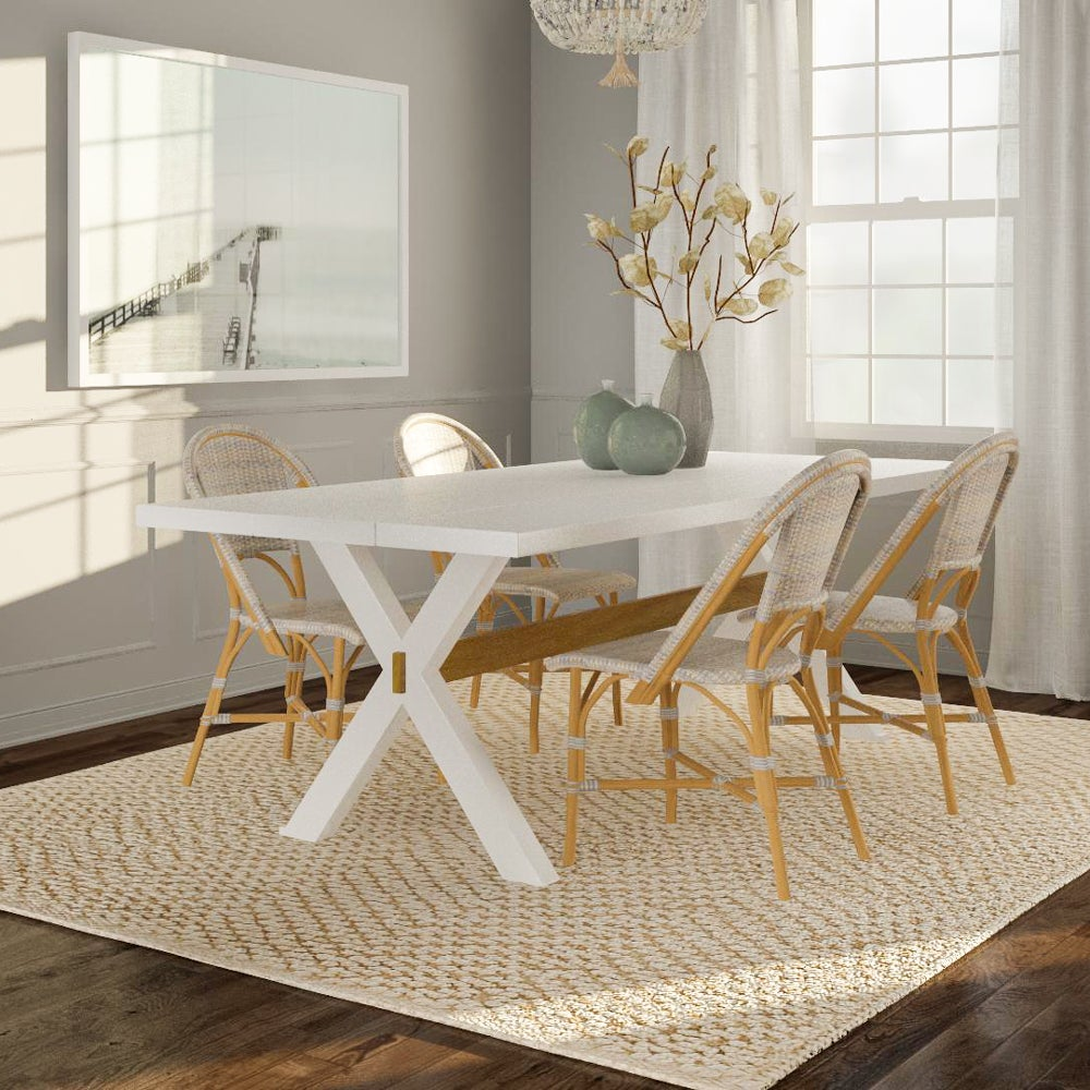 different styles of dining room tables