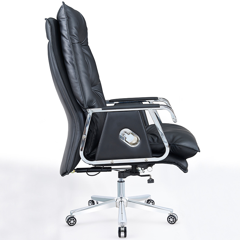 ergonomic leather office executive chair