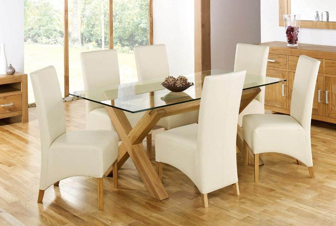 glass dining table and chairs clearance