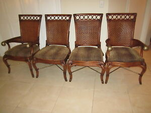 tommy bahama dining room chairs