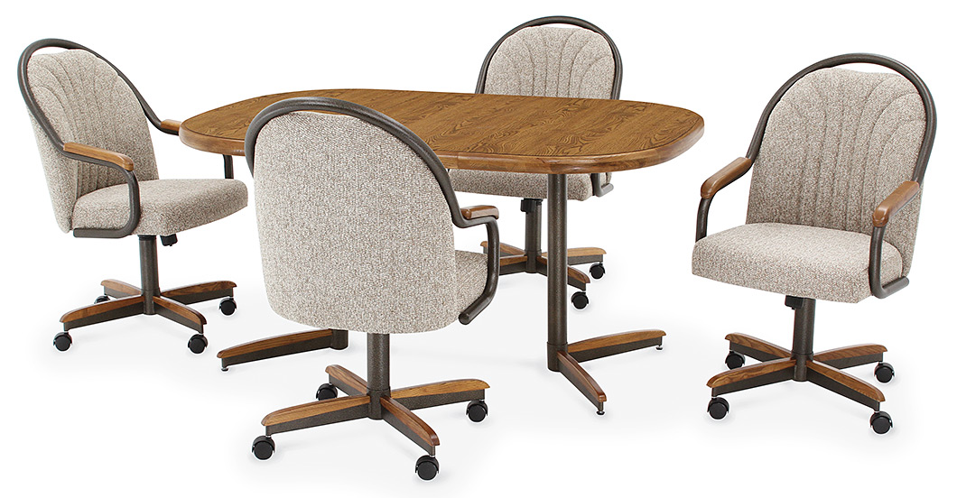 douglas dining chairs with casters